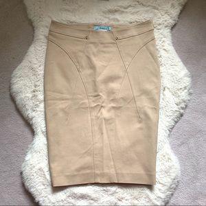 New Marciano Beige Skirt